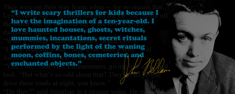 Celebrating John Bellairs