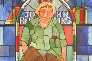 John Bellairs Mural